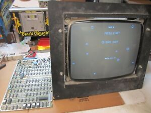 Atari Asteroids Deluxe arcade game board repair service