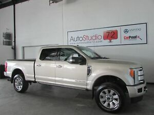 Ford Super Duty F-350 SRW XL PLATINUM DIESEL 2017 RECONSTRUIT