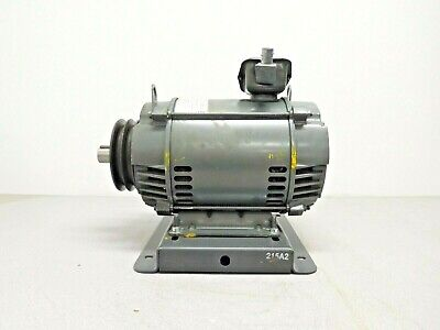 Mo-3302 Us Motors G541y Electric Motor. 10 Hp. 3 Ph. 1745 Rpm. 215t Frame.