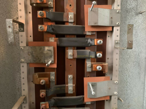 Cutler Hammer Westinghouse PRL3 Mounting Hardware for CA CAH Circuit Breakers