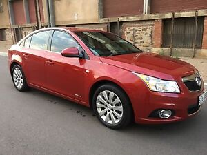 2012 Holden cruse Cdx turbo diesel Redwood Park Tea Tree Gully Area Preview