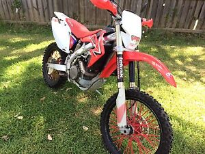 Perfect condition Crf450x 2005 10 months rego Riverstone Blacktown Area Preview