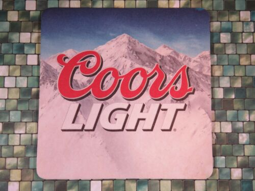 Beer Brewery Coaster ~ COORS Brewing Light ** Add