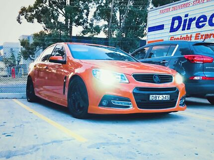 2013 Holden VF SSV Redline Catherine Field Camden Area Preview