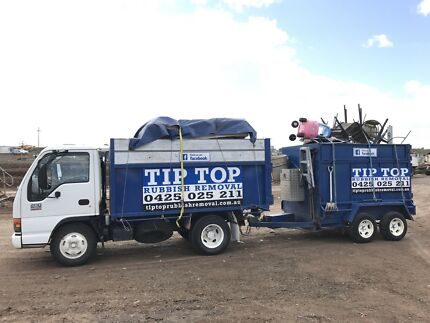 Tip Top Rubbish Removal / skip bin hire alternative