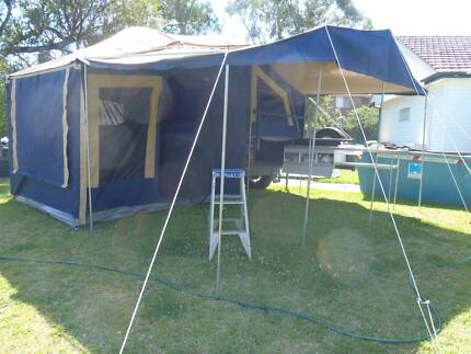 Camel Beachcomber 10ft Plus Off Road Camper Trailer