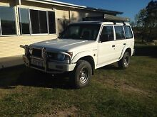 1991 Mitsubishi Pajero Wagon Darling Downs Preview