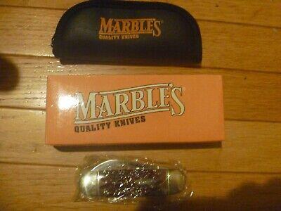 Marbles Sunfish / Elephant Toe Knife MR 113 Brand New Old Stock!