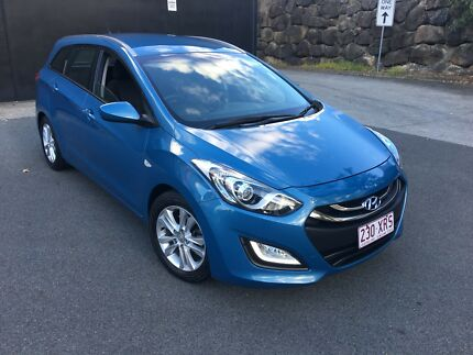 2014 Hyundai i30GD Touring AUTO FULL Log Books great condition