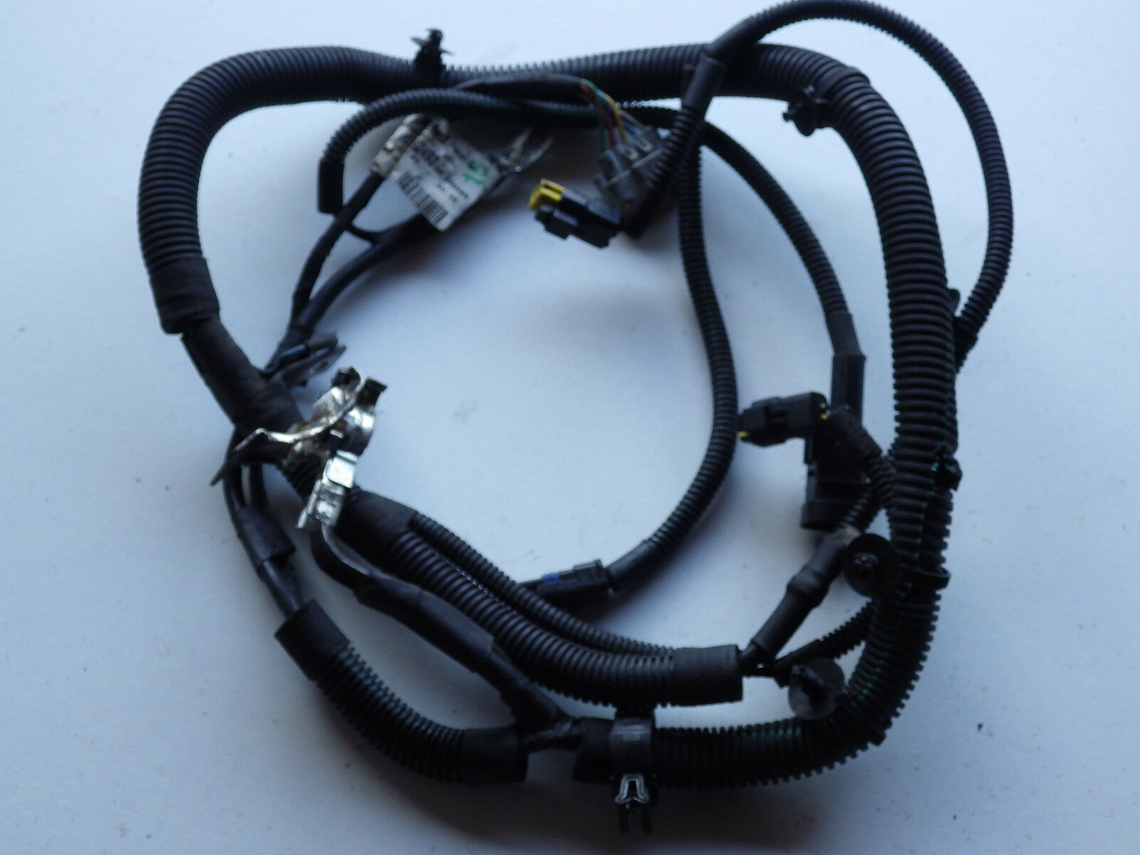 Peugeot 407 Battery Main Wiring Loom Under Bonnet 9658249280 Ebay 207