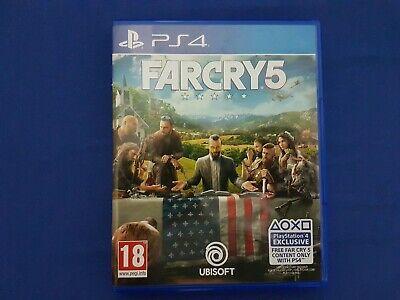 Far Cry 5 - PlayStation 4 Standard Edition segunda mano  Embacar hacia Argentina