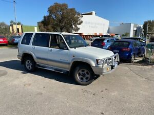 """Holden Jackaroo 4WD Wagon """"FREE 1 YEAR WARRANTY"""" Welshpool Canning Area Preview"""