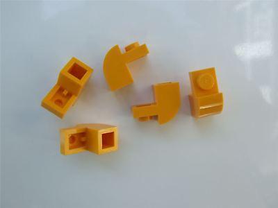 Parts /& Pieces 5 x Lego Grey Brick with bow 1//3-4251163