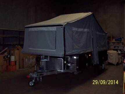 Cruiser Front Fold off road camper trailer Willetton Canning Area Preview