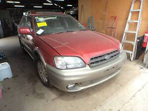 WRECKING / DISMANTLING 2001 SUBARU OUTBACK 2.5L AUTO North St Marys Penrith Area Preview