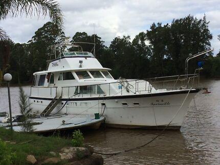 WANTED BOATS DEAD OR ALIVE. We buy your boat instantly for cash. Elizabeth Bay Inner Sydney Preview