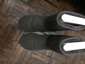 Authentic women uggs boots grey