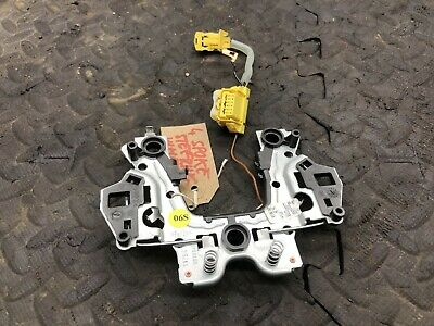 05' VOLKSWAGEN VW TOURAN 1T STEERING WHEEL 4 SPOKE AIRBAG WIRING LOOM 1T0419091C