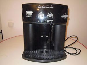 DeLonghi ESAM 2600 CAFFE CORSO Kaffeevollautomat Kaffeemaschine Cafe Kaffee - <span itemprop='availableAtOrFrom'> Steiermark, Österreich</span> - DeLonghi ESAM 2600 CAFFE CORSO Kaffeevollautomat Kaffeemaschine Cafe Kaffee -  Steiermark, Österreich