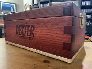Dexter complete box sets with Art books ( 2 available)