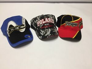 Polaris caps.