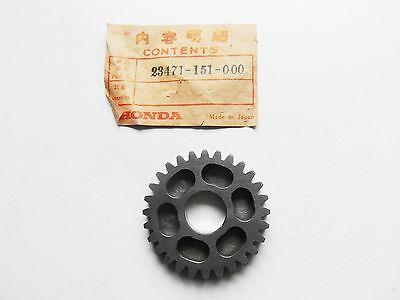 28t Getriebe (Getriebe Zahnrad 28 Zähne Gear Countershaft 28T Honda XL 75 - XL 80 S -HD04)