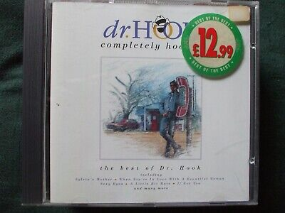 Completely Hooked - The Best Of Dr.Hook CD.Disc Is In Excellent