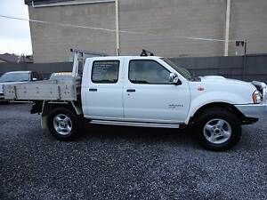2011 NISSAN NAVARA D22 STR TURBO DIESEL 4X4 GOOD KMS ONLY $18,990 Hampstead Gardens Port Adelaide Area Preview