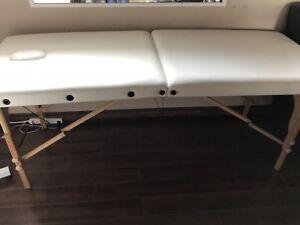 Table de Massage ou Esthétique 180$