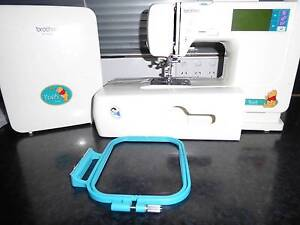 Brother P1000 Sewing and Embroidery Machine Boisdale Wellington Area Preview