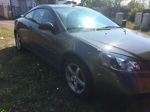 2006 Pontiac G6 GT coupe (not safetied)