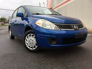 Nissan Versa automatic certified on special