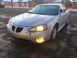 2005 Pontiac Grand Prix GT, Only 135Km, it's Perfect Condition