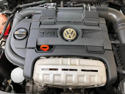 2009 VW Golf 1.4TSI CAVD Engine COMPLETE with Turbo&Supercharger Moorebank Liverpool Area Preview