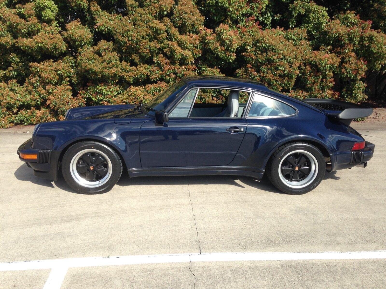 1988 Porsche 930 Turbo Beautiful 1988 930 Turbo