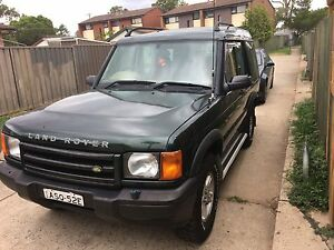 Land Rover discovery 12 months rego Willmot Blacktown Area Preview