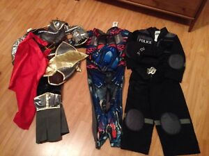 Costumes 3-4 ans