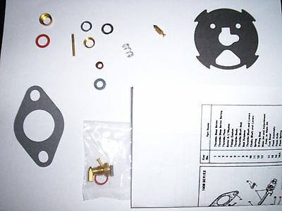 Zenith 1408 Carb Carburetor Kit Wisconsin K2165 K2152 Usa Quality Free Shipping