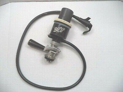 Bronco Pump Keg Tap System Micro Matic Domestic Beer Brewiana