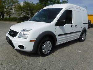 2011 Ford Transit Connect Cargo Van XLT with Side and Rear Door