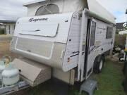 Caravan 16' Supreme Getaway 2007 Off Road Rasmussen Townsville Surrounds Preview
