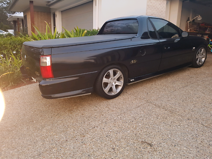 2001 holden ss fifty SWAP