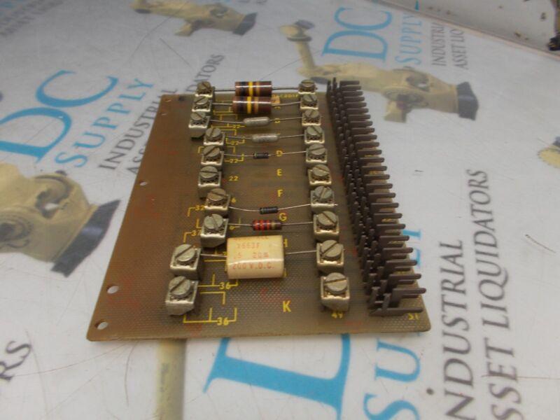 GE FANUC IC3600SCBD1A PRINTED CIRCUIT BOARD