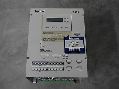 Lenze 8600 Series Ac Drive 480v   Evf8603-e