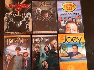 Asst of DVDs