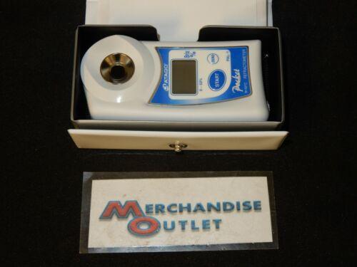 ATAGO PAL1 Digital Hand-Held Pocket Refractometer