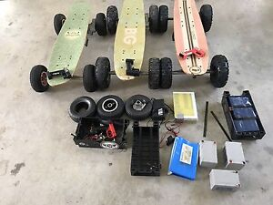 Fiik electric skateboards make offer!! Woombye Maroochydore Area Preview