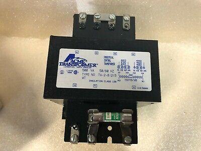 Acme Ta-2-81215 Transformer 500va 220-480v 5060hz R71