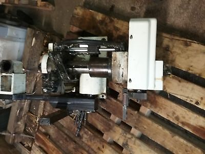 Kitamura Horizontal Machining Center Mycenter-h400 Tool Grabber Assembly42318