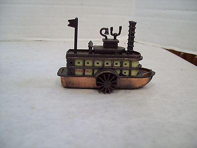 Steamboat Steam Paddle Motor yacht Ship Pencil Sharpener Mark Twain Paddleboat